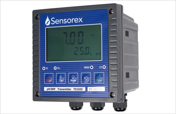 analysisclick to enlarge image sensorex tx3000 intelligent ph orp transmitter