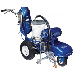 25N553 LineLazer V ES 2000 Standard Series Electric Battery-Powered Airless Line Striper, 1 Manual Gun