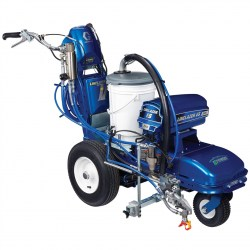 25N554LineLazer V ES 2000 HP Automatic Series Electric Battery-Powered Airless Line Striper, 1 Auto Gun