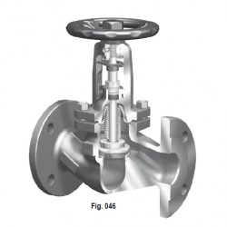 ARI-FABA-Plus Fig.046 Stop Valve with bellows seal