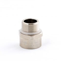 BGJ Series Connector - M25(M) / NPT 3/4(F)