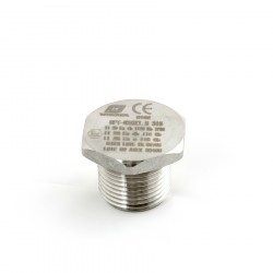 BPT (Hexagon) Stopping Plug - M20 x 1,5
