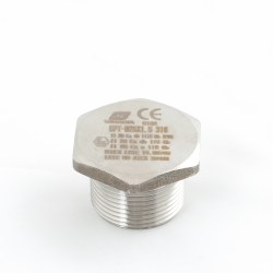 BPT (Hexagon) Stopping Plug - M25 x 1,5