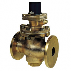 EMERSON-BAILEY-BIRKETT SERIE G4 2043 FLANGED PRESSURE REDUCING VALVE
