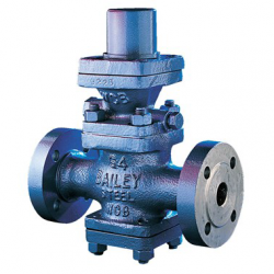 EMERSON-BAILEY-BIRKETT SERIE G4 2046 15MM FLANGED PRESSURE REDUCING VALVE