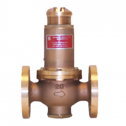EMERSON-BAILEY-BIRKETT SERIE CL-T 15MM FLANGED PRESSURE REDUCING VALVE