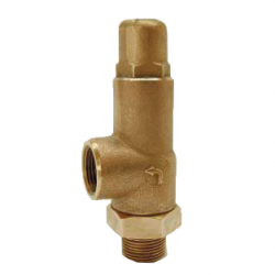 EMERSON-BAILEY-BIRKETT SERIE 1640B 32MM INLET & 32MM OUTLET BSP MALE X FEMALE SAFETY VALVE