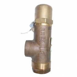 EMERSON-BAILEY-BIRKETT SERIE 707 12 VD OUTLET BSP FEMALE SAFETY VALVE