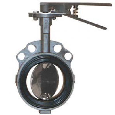 BRAY SERIE 20-024 40MM WAFER PN 10 CONCENTRIC BUTTERFLY VALVE
