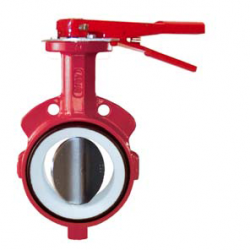 BRAY SERIE 20-326 50MM WAFER PN 12 CONCENTRIC BUTTERFLY VALVE