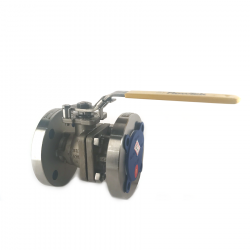 BRAY 25MM - 1 INCH FLANGED RF PN 16 FLOATING BALL VALVE