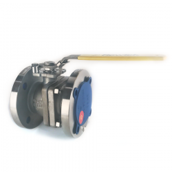 BRAY 50MM - 2 INCH FLANGED RF PN 16 FLOATING BALL VALVE