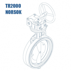 TR2000 Butterfly Valve