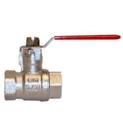 SERIE 1050 8MM BSP PN 40 FLOATING BALL VALVE