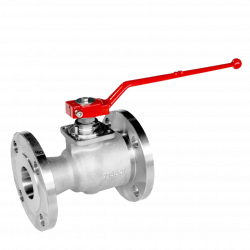 SERIE 715IIT 50MM FLANGED RF ANSI 150 FLOATING BALL VALVE
