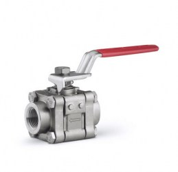 SERIE 60 8MM NPT FLOATING BALL VALVE
