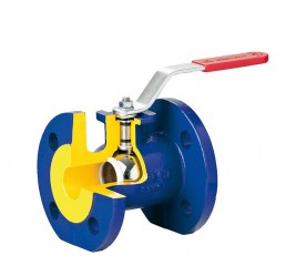 SERIE 565 40MM FLANGED RF PN 16 FLOATING BALL VALVE