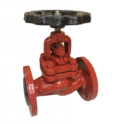 SERIE GGG02RL 25MM FLANGED RF PN 16 SHUT-OFF GLOBE VALVE