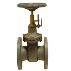 SERIE DIN3352 50MM FLANGED PN 10 BOLTED BONNET GATE VALVE