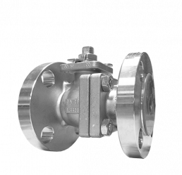 MARS SERIE 90-6F 25MM FLANGED RF JIS 16K FLOATING BALL VALVE