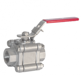 MARS SERIE 83 -10 BSP 40MM BSP PN 125 FLOATING BALL VALVE