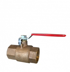 SERIE 460 8MM BSP PN 25 FLOATING BALL VALVE