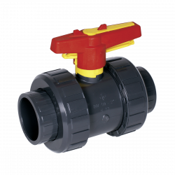 SERIE S4 2-WAY 15MM BW PN 10 FLOATING BALL VALVE