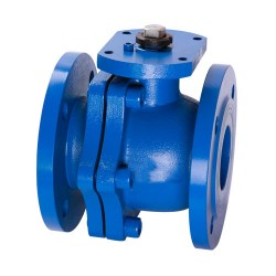 SERIE DSQ41F-16 40MM FLANGED RF PN 16 FLOATING BALL VALVE