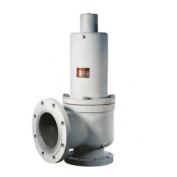 Technical SERIE 30000 FLANGED RF SAFETY VALVE CLOSED CAP