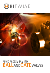 HIT Ball & Gate Valves API6D/6DSS/6A/17D