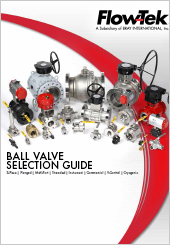 Bray Ball Valve Selection Guide