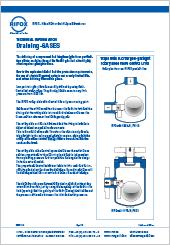 Rifox Draining Gases Technical Information