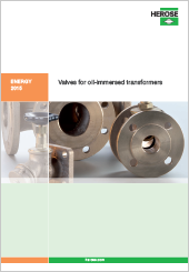 Herose Valves for Oil-immersed Transformers