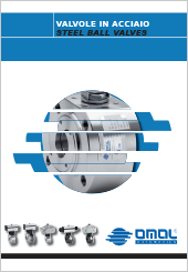 OMAL Steel Ball Valves