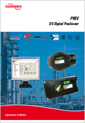 Flowserve D3 Digital Positioner