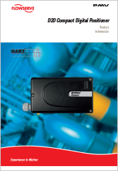 Flowserve D20 Compact Digital Positioner