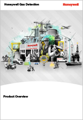 Honeywell Gas Detection Product Overview