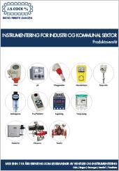 JSC Instrumentering Produktoversikt