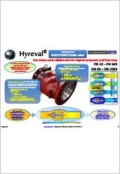 Hydromat/Hyreval Multi Functional Valve