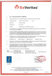 Polaris Illuminator ATEX Certificate