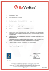 Polaris Illuminator IP Certificate