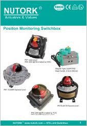 Nutork NTS Series Limit Switchboxes