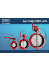 JSC Lug/Wafer Butterfly Valves