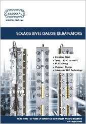 JSC Solaris Level Gauge Illuminator