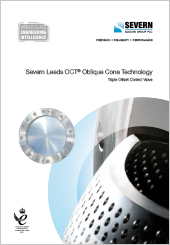 Severn Triple Offset Control Valve OCT®