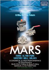 Mars Sanitary Ball Valves