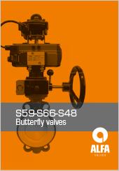 Alfa Butterfly Valves S59-S66-S48