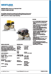 Westlock Digital EPIC-2 Position Transmitter