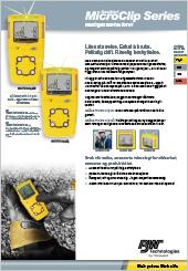 Honeywell GasAlert MicroClipSeries