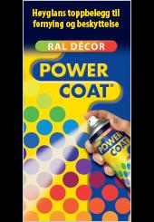 Power Coat RAL Decor